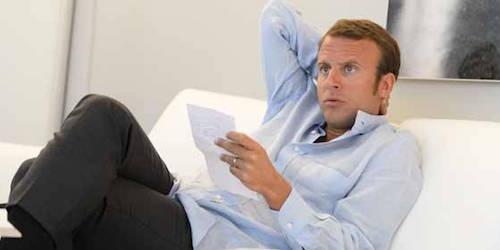 Macron-
