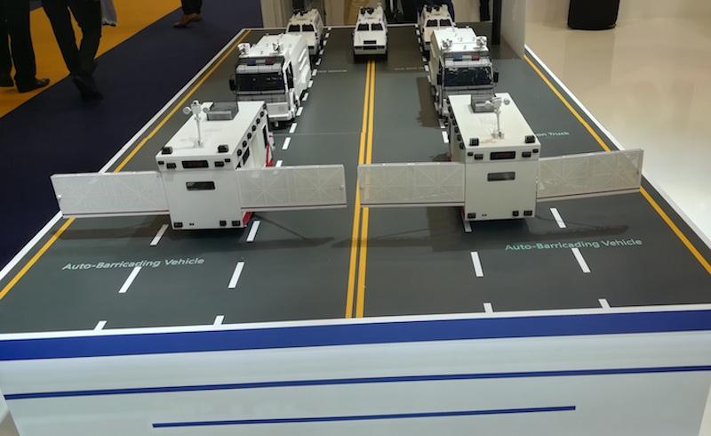 Milipol_2017_norinco_armoured_vehicles-
