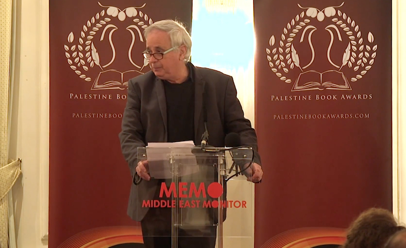 Pappe_palestine_book_awards_2017-