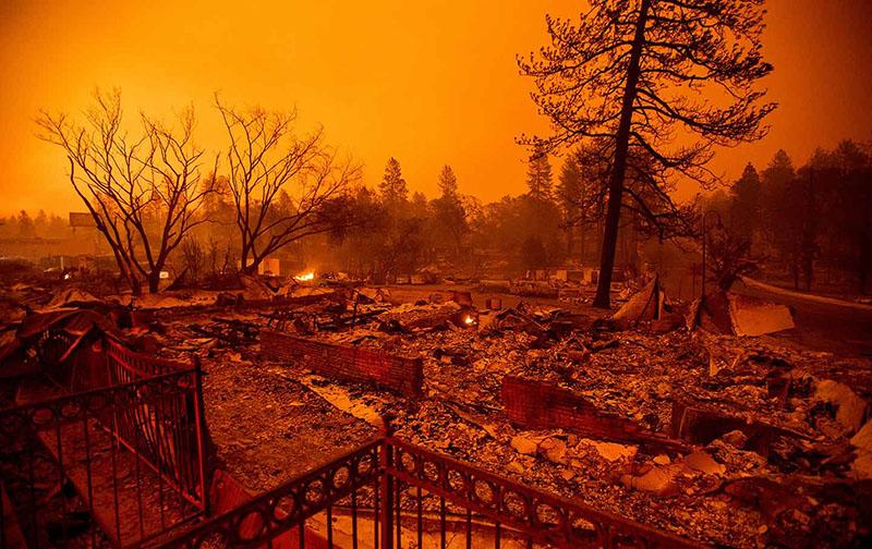 Caifornia-wildfire-paradise-