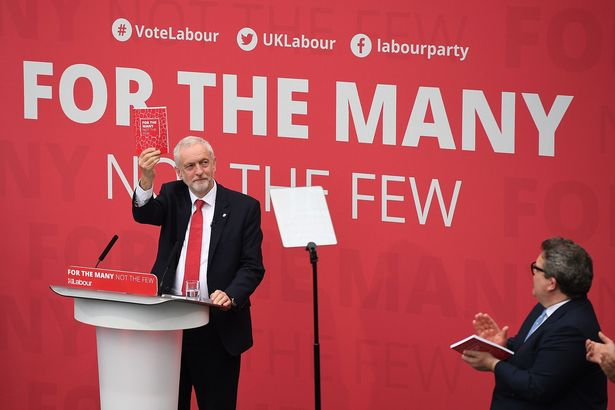 Jeremy-corbyn-launches-the-labour-party-election-manifesto-