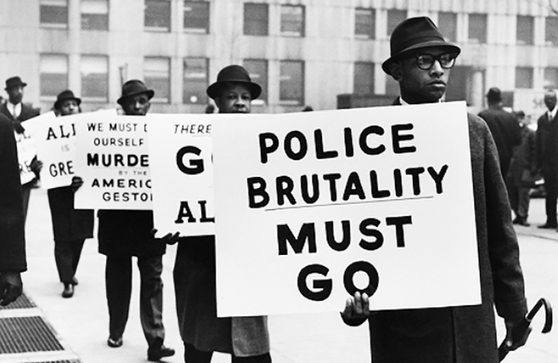 Black-muslim-protest-vs-police-brutality-gordon-parks-1963-